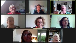 Member catch up on Zoom (6) @ Online - contact the coordinator