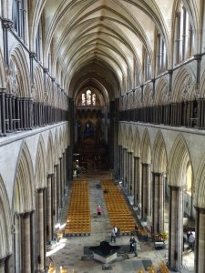 POSTPONED Tour of Salisbury Cathedral